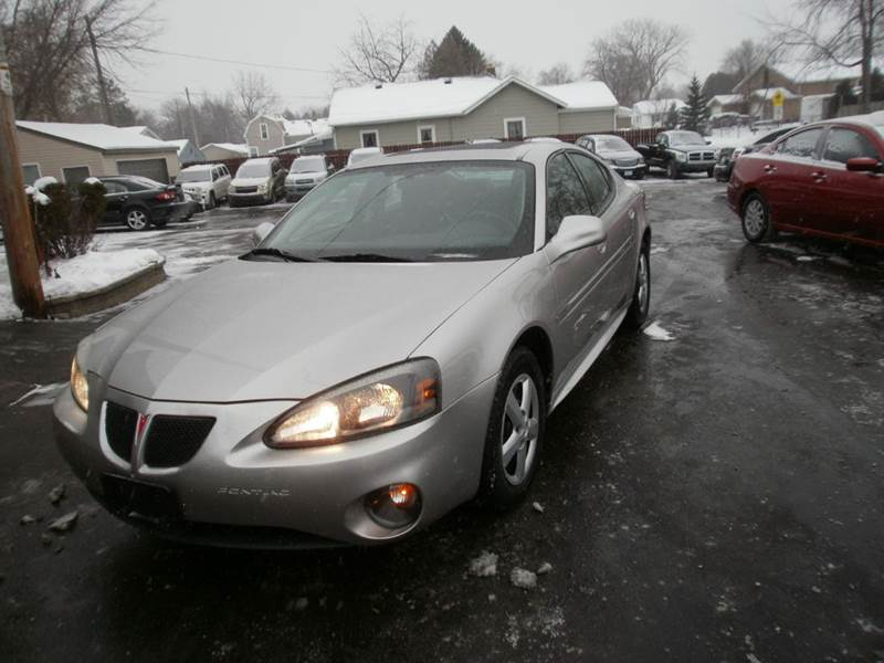 2007 Pontiac Grand Prix 4dr Sedan - Racine WI