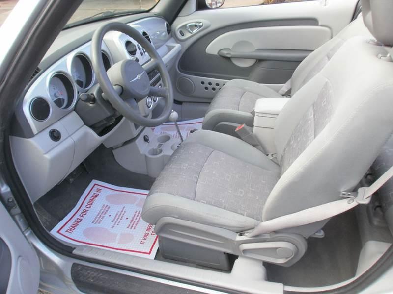 2006 Chrysler PT Cruiser 2dr Convertible - Racine WI