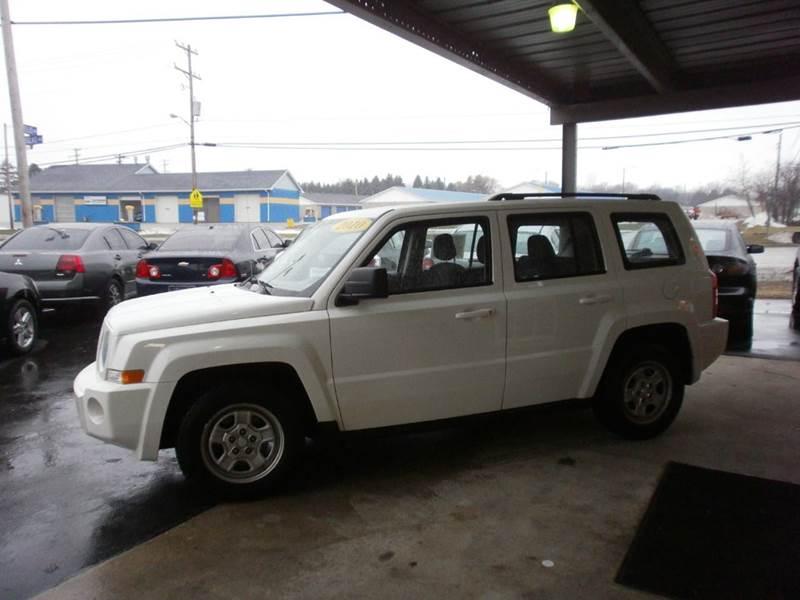 2010 Jeep Patriot 4x4 Sport 4dr SUV - Racine WI
