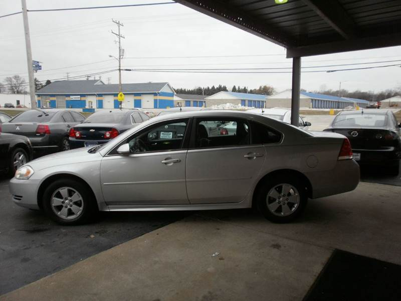 2011 Chevrolet Impala LS Fleet 4dr Sedan w/1FL - Racine WI