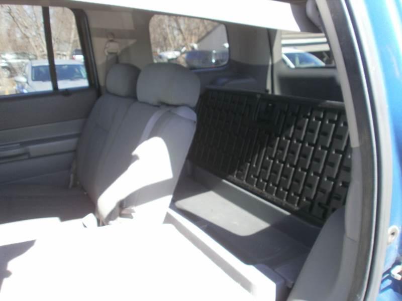 2005 Dodge Durango ST 4dr SUV - Racine WI