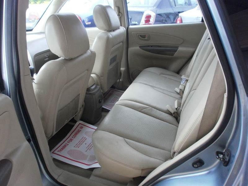 2006 Hyundai Tucson Limited 4dr SUV 4WD - Racine WI