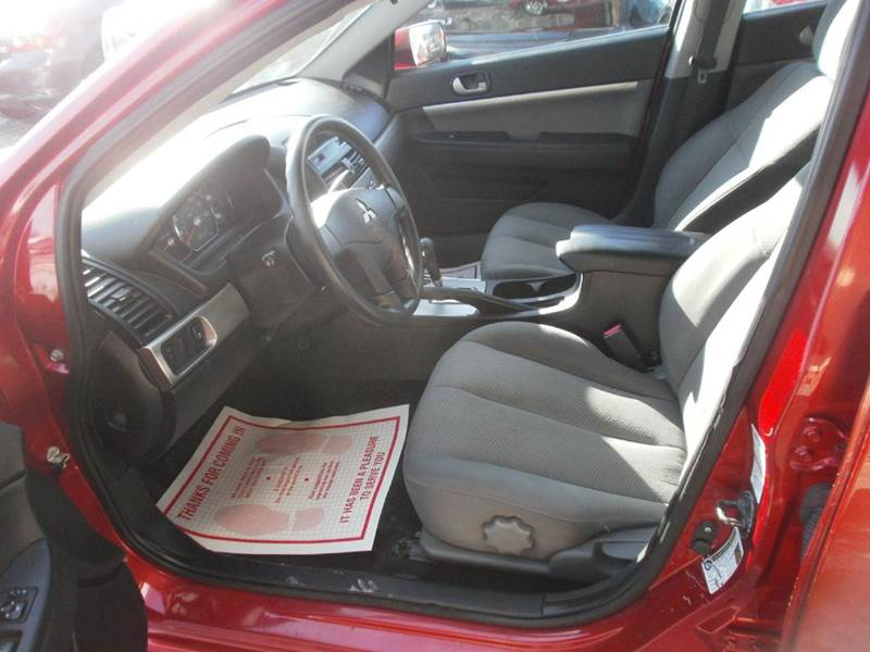 2011 Mitsubishi Galant FE 4dr Sedan - Racine WI