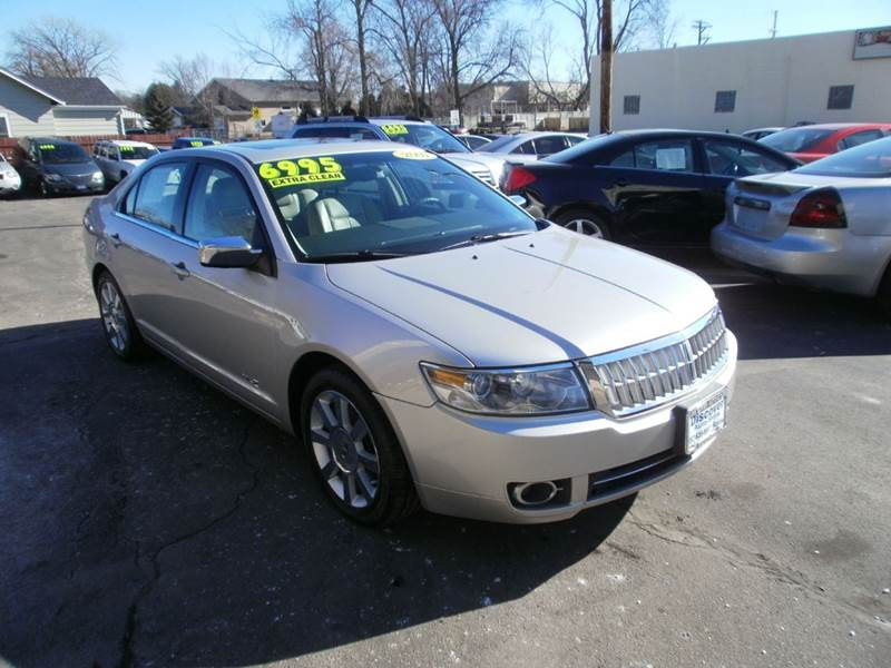 2007 Lincoln MKZ 4dr Sedan - Racine WI