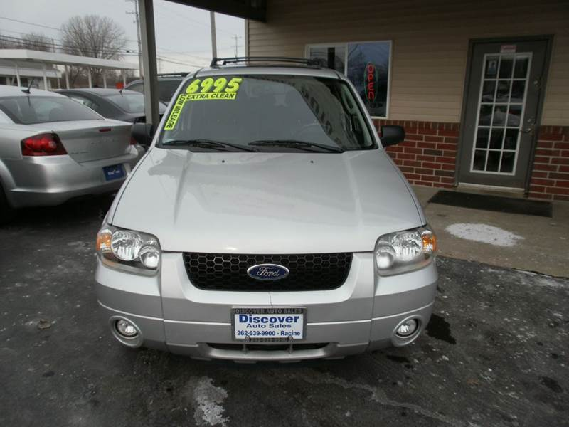 2007 Ford Escape Limited 4dr SUV - Racine WI