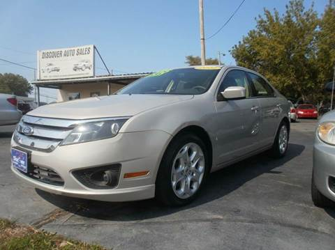 2010 Ford Fusion for sale in Racine, WI