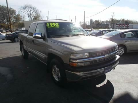 2001 Chevrolet Silverado 1500 for sale in Racine, WI