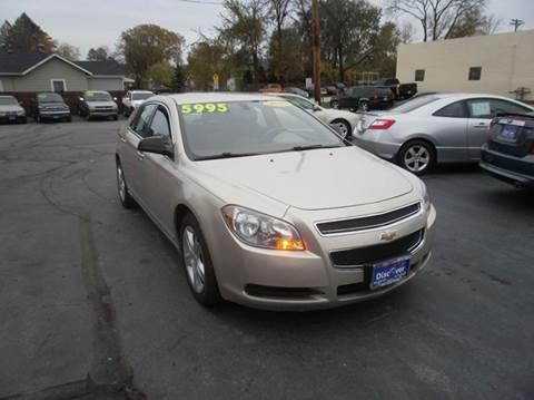 2010 Chevrolet Malibu for sale in Racine, WI