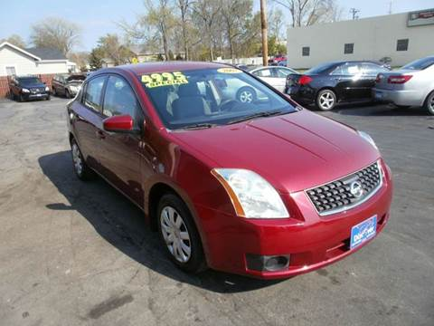 2007 Nissan Sentra for sale in Racine, WI