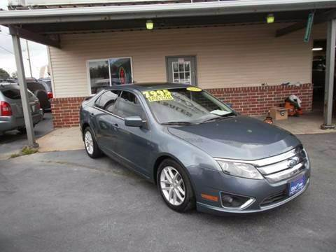 2012 Ford Fusion for sale in Racine, WI