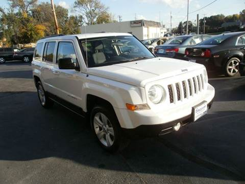 2011 Jeep Patriot for sale in Racine, WI
