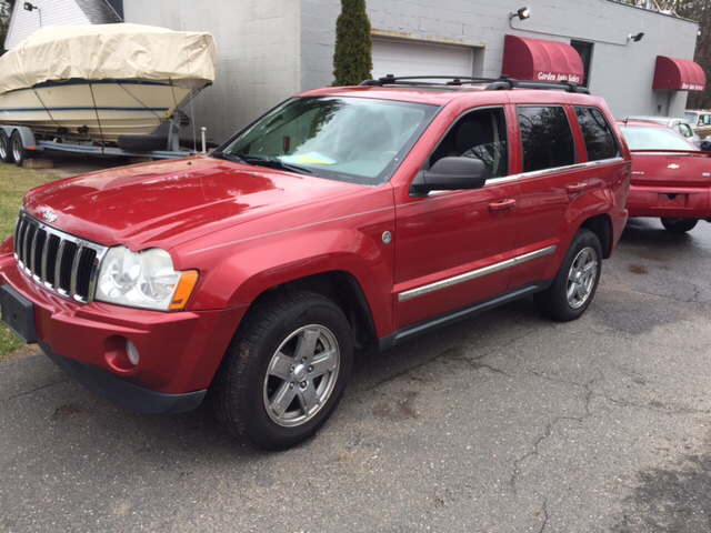 2005 Jeep Grand Cherokee Limited 4dr 4WD SUV - Feeding Hills MA