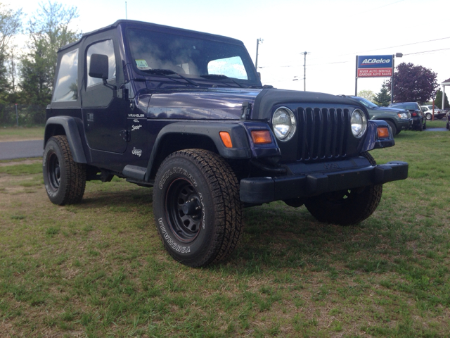 used 1999 jeep wrangler sport in feeding hills ma at garden auto sales. Black Bedroom Furniture Sets. Home Design Ideas