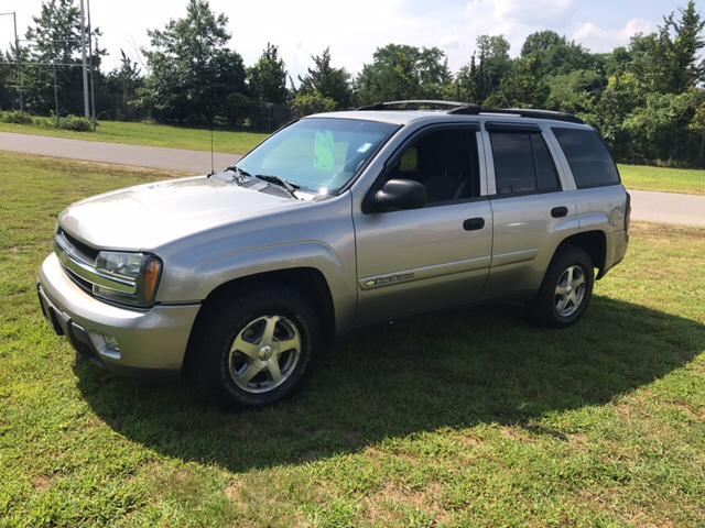2003 Chevrolet TrailBlazer LT 4WD 4dr SUV - Feeding Hills MA