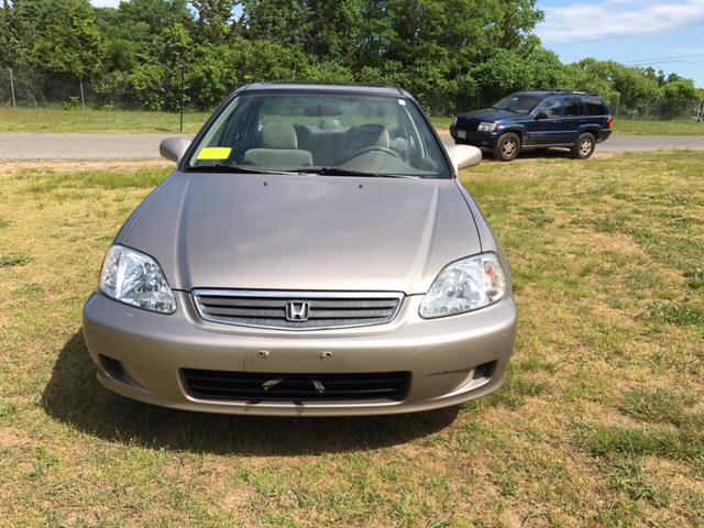 2000 Honda Civic EX 4dr Sedan - Feeding Hills MA