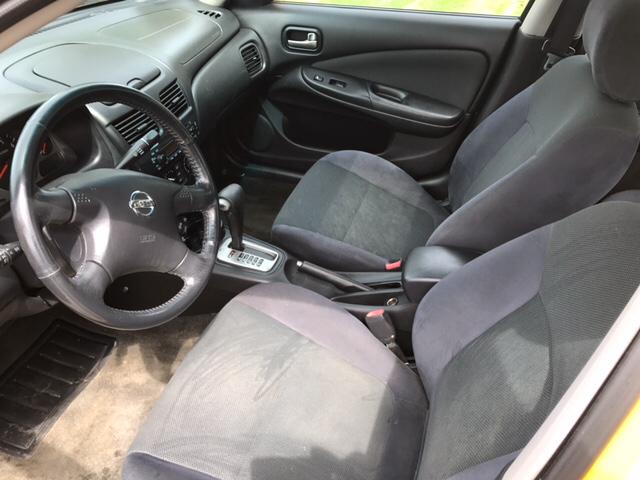 2005 Nissan Sentra SE-R 4dSedan - Feeding Hills MA