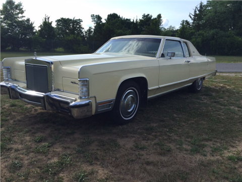 1977 Lincoln Towncoupe