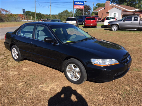 1999 Honda Accord for sale in Feeding Hills, MA