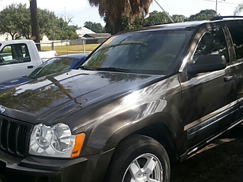 2006 Jeep Grand Cherokee for sale in Tampa, FL