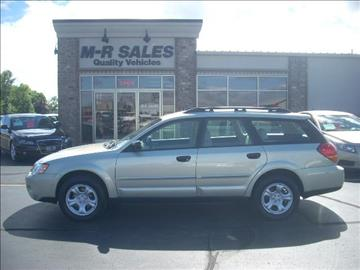 2007 Subaru Outback for sale in Green Bay, WI