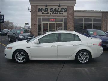 2008 Acura TL for sale in Green Bay, WI