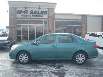 2009 Toyota Corolla for sale in Green Bay, WI