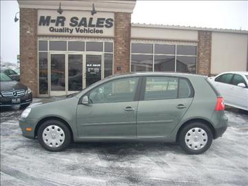 2007 Volkswagen Rabbit for sale in Green Bay, WI