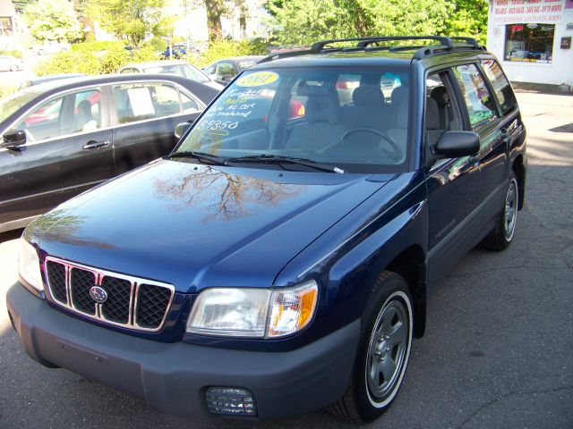 2001 subaru forester l awd in vernon amston andover vernon. Black Bedroom Furniture Sets. Home Design Ideas