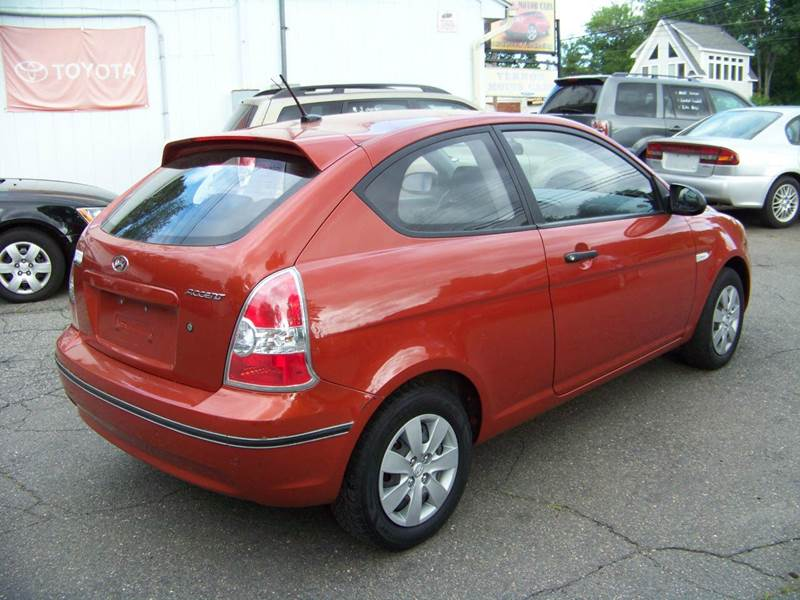 2009 hyundai accent gs 2dr hatchback in vernon ct vernon. Black Bedroom Furniture Sets. Home Design Ideas