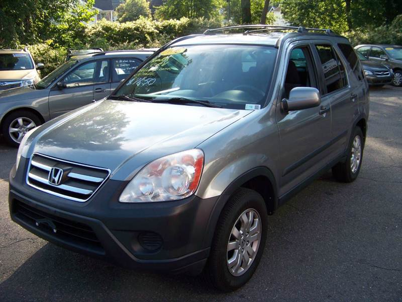 2006 honda cr v awd ex 4dr suv w automatic in vernon ct vernon motor cars. Black Bedroom Furniture Sets. Home Design Ideas