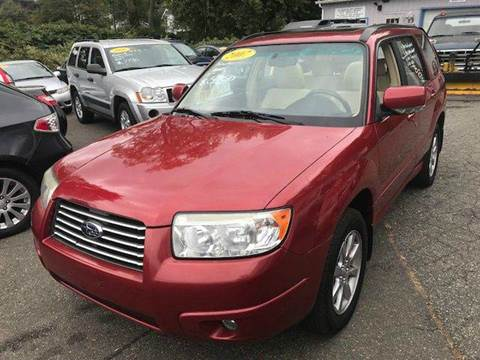 2007 Subaru Forester for sale in Vernon Rockville, CT