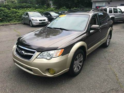 2008 Subaru Outback for sale in Vernon Rockville, CT