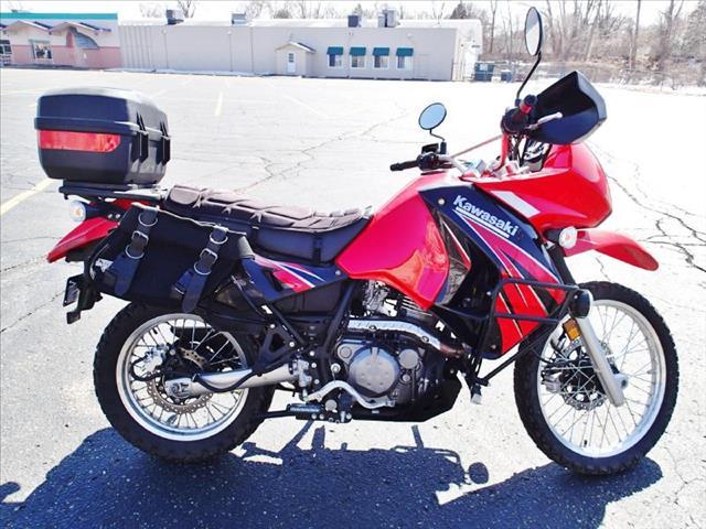 2009 Kawasaki KL650E