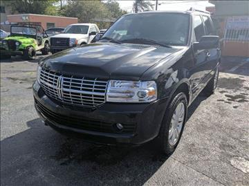 2012 Lincoln Navigator for sale in Fort Lauderdale, FL