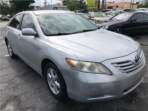 2008 Toyota Camry for sale in Fort Lauderdale, FL