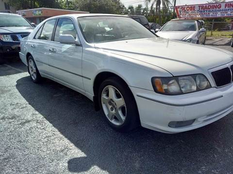 1999 Infiniti Q45 for sale in Fort Lauderdale, FL