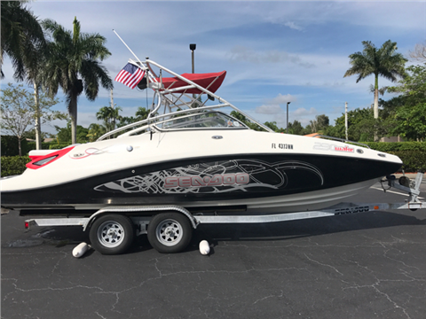 2007 Sea-Doo 230 Wake 430 Hp Supercharged