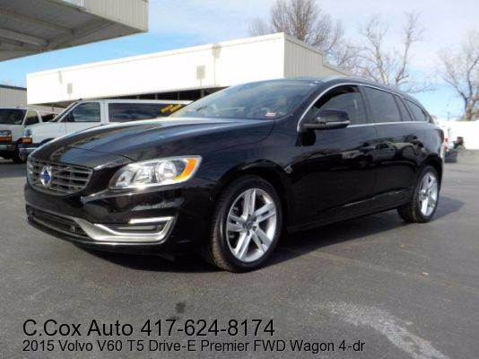 RPMWired.com car search / 2015 Volvo V60