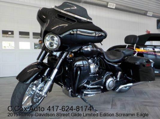 RPMWired.com car search / 2015 Harley Davidson Screamin Eagle