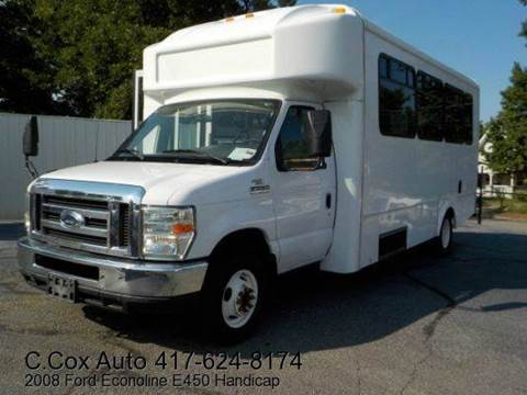 cb38c8d81cde90 Used 2008 Ford E-450 For Sale - Carsforsale.com®