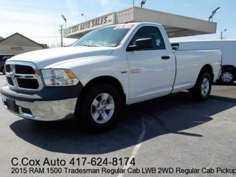 2015 RAM Ram Pickup 1500 for sale in Joplin, MO