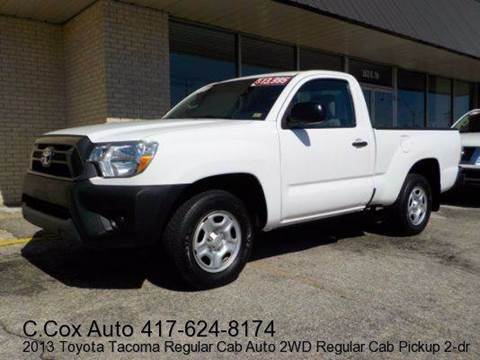 2013 Toyota Tacoma for sale in Joplin, MO