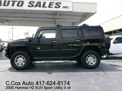 Hummer H2 For Sale Missouri Carsforsale Com