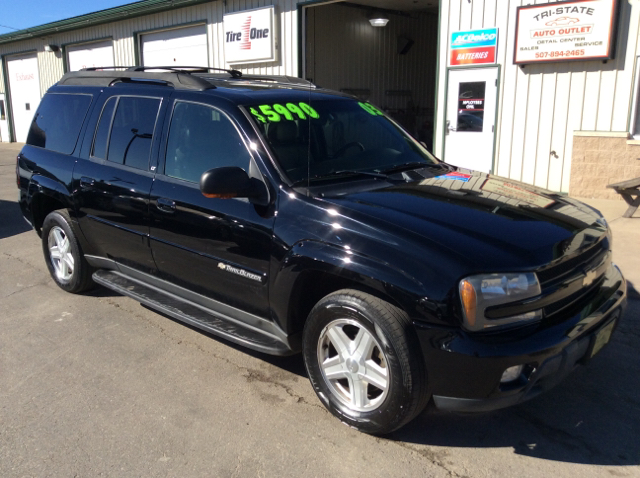 2003 chevrolet trailblazer ext lt 4wd 4dr suv in hokah mn tri state auto outlet corp. Black Bedroom Furniture Sets. Home Design Ideas