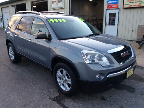 Used Gmc Acadia For Sale Minnesota Carsforsale Com