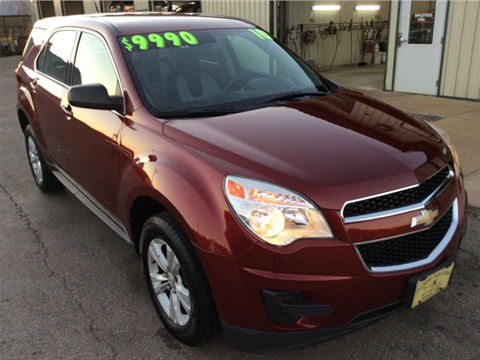 2010 chevrolet equinox for sale minnesota. Black Bedroom Furniture Sets. Home Design Ideas