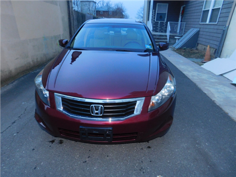 2008 Honda Accord for sale in North Bergen, NJ