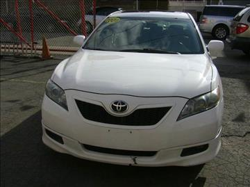 2008 Toyota Camry for sale in North Bergen, NJ