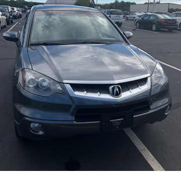 2009 Acura RDX for sale in North Bergen, NJ
