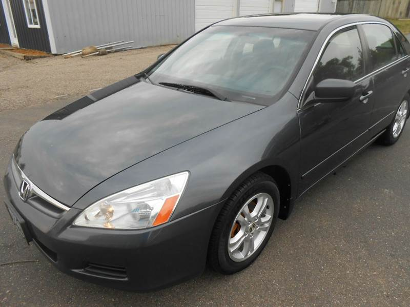 2007 honda accord for sale in minnesota. Black Bedroom Furniture Sets. Home Design Ideas